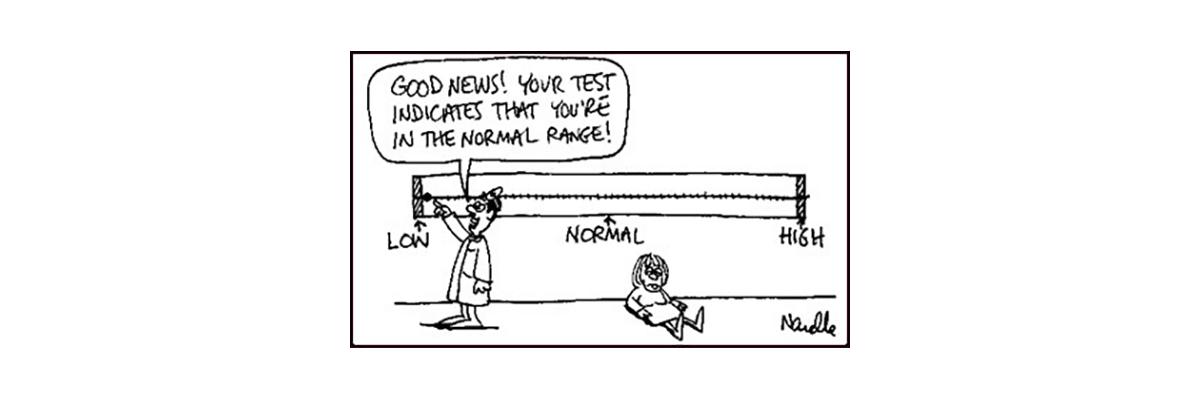 Advanced Medical Testing Cartoon